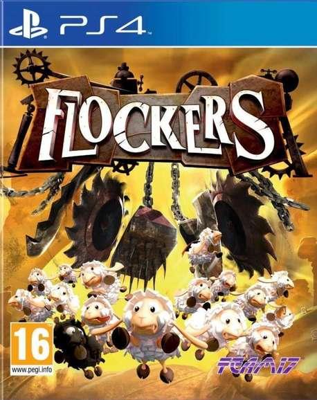 FLOCKERS (GRA UŻYWANA) (1)