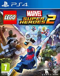 LEGO MARVEL SUPER HEROES 2 (GRA UŻYWANA) (1)