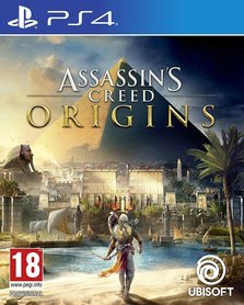 ASSASSIN'S CREED ORIGINS (GRA UŻYWANA)