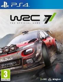 WRC 7 (GRA UŻYWANA)