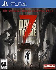 7 DAYS TO DIE (GRA UŻYWANA)