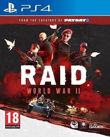 RAID (GRA UŻYWANA) (1)