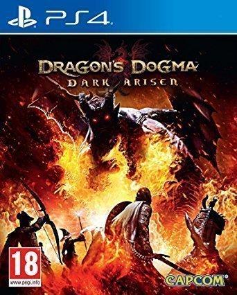 DRAGON'S DOGMA (GRA UŻYWANA) (1)