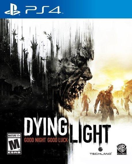 DYING LIGHT (GRA UŻYWANA) (1)
