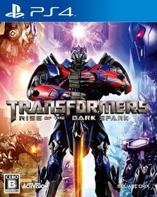 TRANSFORMERS RISE OF THE DARK SPARK (GRA UŻYWANA)