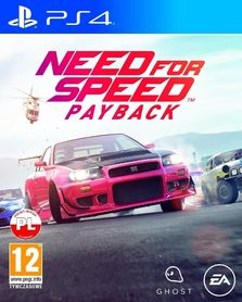 NEED FOR SPEED PAYBACK (GRA UŻYWANA)