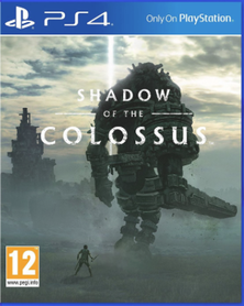 SHADOW OF THE COLOSSUS (GRA UŻYWANA)