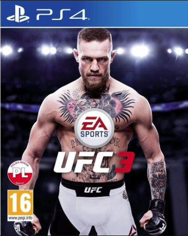 UFC 3 (GRA UŻYWANA) (1)