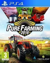PURE FARMING 2018 (GRA UŻYWANA)