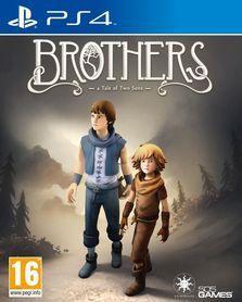 BROTHERS (GRA UŻYWANA)