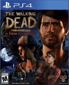 WALKING DEAD SEASON THREE NEW FRONTIER (GRA UŻYWANA)