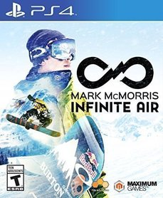 MARK MCMORRIS INFINITE AIR (GRA UŻYWANA)