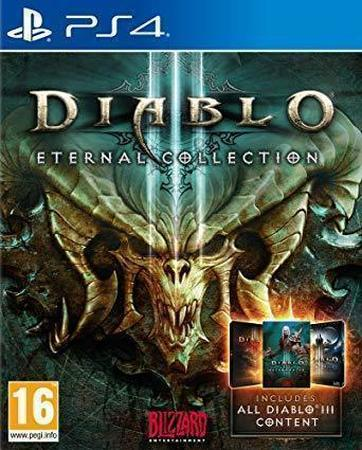 DIABLO 3 ETERNAL COLLECTION (GRA UŻYWANA) (1)