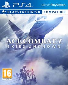 ACE COMBAT 7 SKIES UNKNOWN (GRA UŻYWANA)