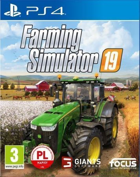 FARMING SIMULATOR 19 (GRA UŻYWANA) (1)