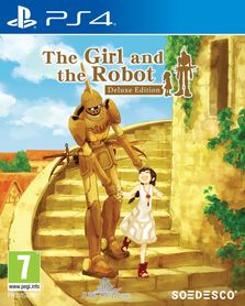 GIRL AND THE ROBOT (GRA UŻYWANA)