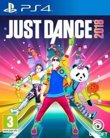 JUST DANCE 2018 (GRA UŻYWANA)