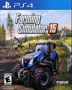 FARMING SIMULATOR 15 (GRA UŻYWANA) (1)