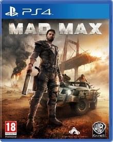 MAD MAX (GRA UŻYWANA)