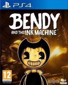 BENDY AND THE INK MACHINE (GRA UŻYWANA)