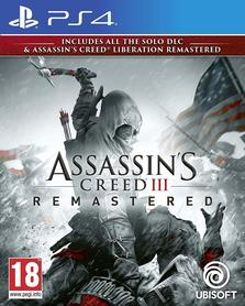 ASSASSIN'S CREED 3 REMASTERED (GRA UŻYWANA)