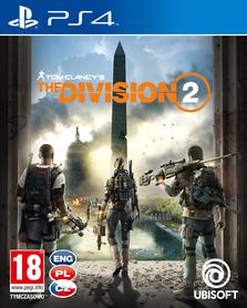 DIVISION 2 (GRA UŻYWANA)
