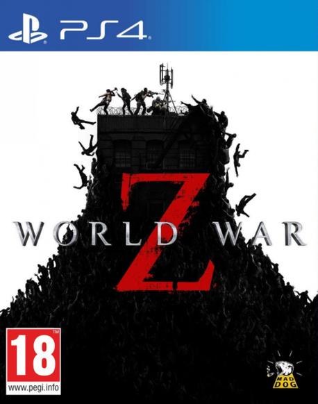 WORLD WAR Z (GRA UŻYWANA) (1)