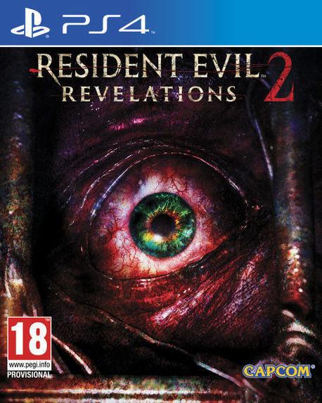 RESIDENT EVIL REVELATIONS 2 (GRA UŻYWANA) (1)