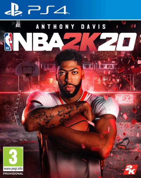 NBA 2K20 (GRA UŻYWANA) (1)