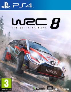 WRC 8 (GRA UŻYWANA) (1)