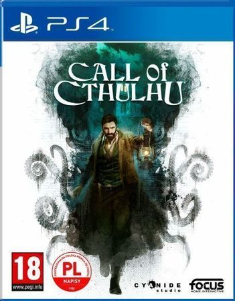 CALL OF CTHULHU (GRA UŻYWANA) (1)