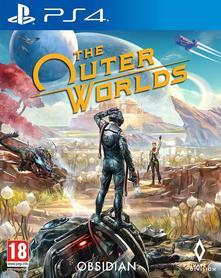 OUTER WORLDS (GRA UŻYWANA)