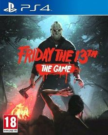 FRIDAY THE 13TH (GRA UŻYWANA)