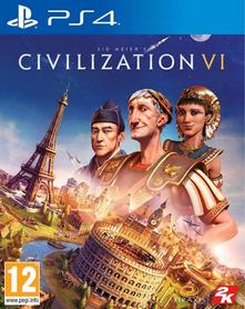 CIVILIZATION VI (GRA UŻYWANA)