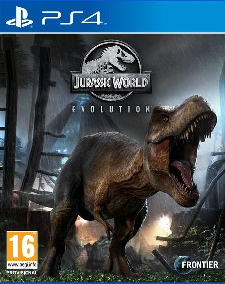 JURASSIC WORLD EVOLUTION (GRA UŻYWANA) (1)