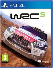 WRC 5 (GRA UŻYWANA)