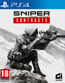 SNIPER GHOST WARRIOR CONTRACTS (GRA UŻYWANA)