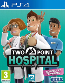 TWO POINT HOSPITAL (GRA UŻYWANA)
