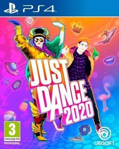 JUST DANCE 2020 (GRA UŻYWANA) (1)