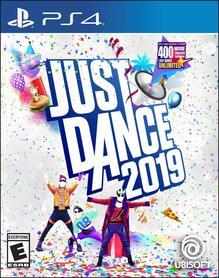 JUST DANCE 2019 (GRA UŻYWANA)