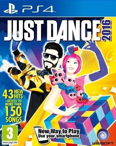 JUST DANCE 2016 (GRA UŻYWANA) (1)
