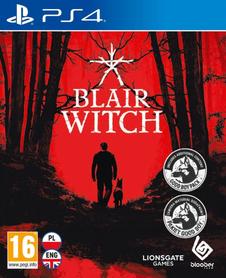 BLAIR WITCH (GRA UŻYWANA)