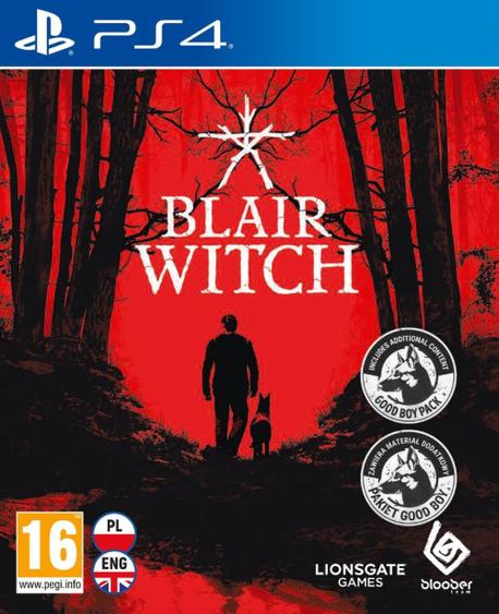 BLAIR WITCH (GRA UŻYWANA) (1)