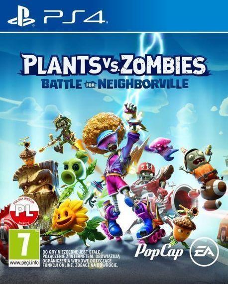 PLANTS VS ZOMBIES BATTLE FOR NEIGHBORVILLE (GRA UŻYWANA) (1)