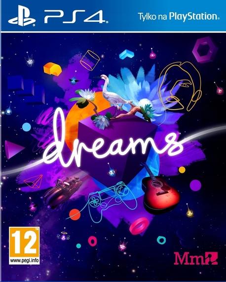 DREAMS (GRA UŻYWANA) (1)