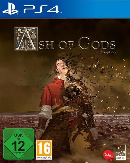 ASH OF GODS REDEMPTION (GRA UŻYWANA) (1)