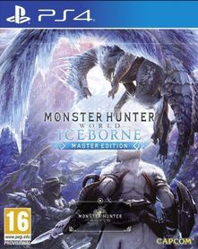 MONSTER HUNTER WORLD + ICEBORNE (GRA UŻYWANA)