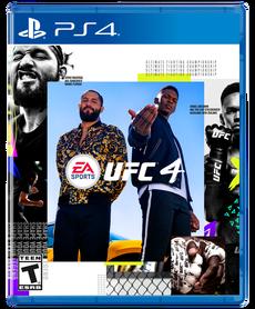 UFC 4 (GRA UŻYWANA)