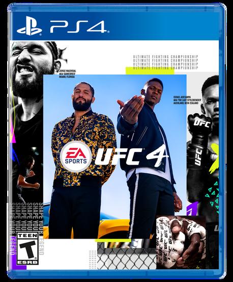 UFC 4 (GRA UŻYWANA) (1)