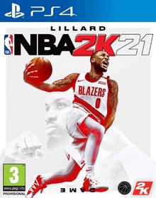 NBA 2K21 (GRA UŻYWANA)